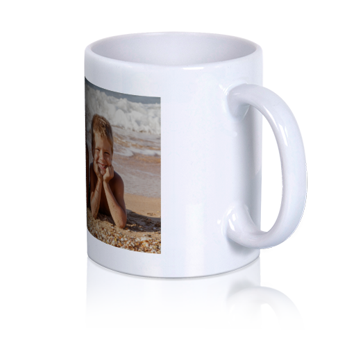 LoveCoups.com | Full Photo - Personalized 11 oz. Premium Mug - $16.95